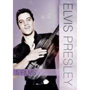 Elvis 5-Movie Collection DVD by