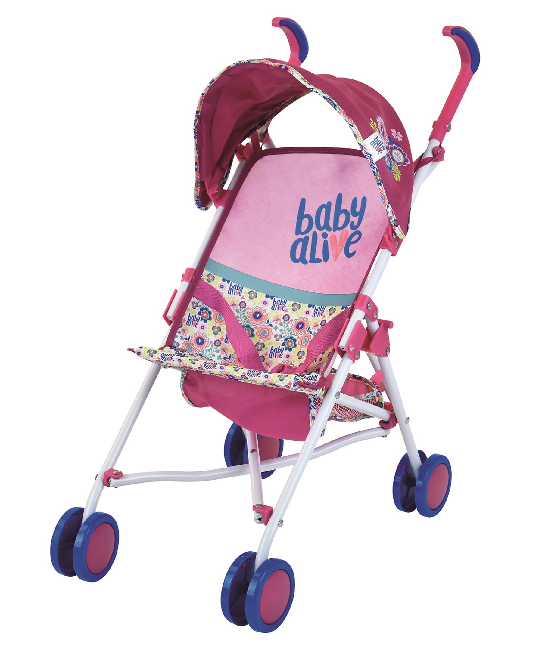 Hasbro Baby Alive Doll Stroller by Hauck