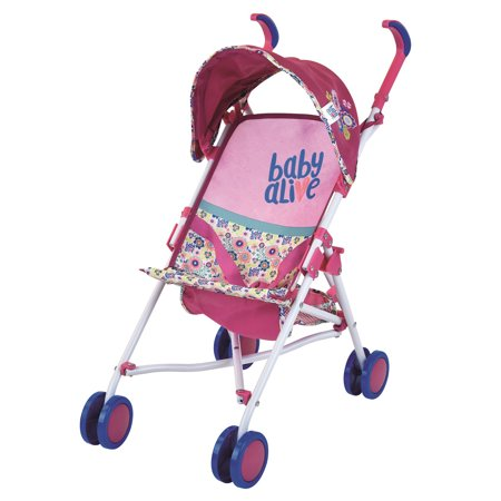 Hasbro Baby Alive Doll Stroller (Best Doll Stroller For 2 Year Old)
