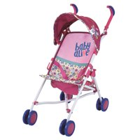 Deals on Hasbro Baby Alive Doll Stroller