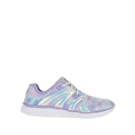 Athletic Works Shimmer Athletic Sneaker (Little Girls & Big Girls)
