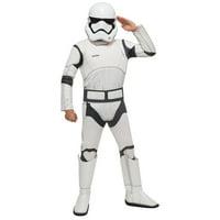 Star Wars: The Force Awakens - Stormtrooper Deluxe Child Costume