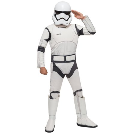 Star Wars: The Force Awakens - Stormtrooper Deluxe Child - Stormtrooper Costume Helmet