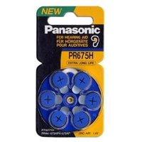 Panasonic ZA675 Hearing Aid Batteries - 10 Wheels 6 Per Wheel + FREE SHIPPING