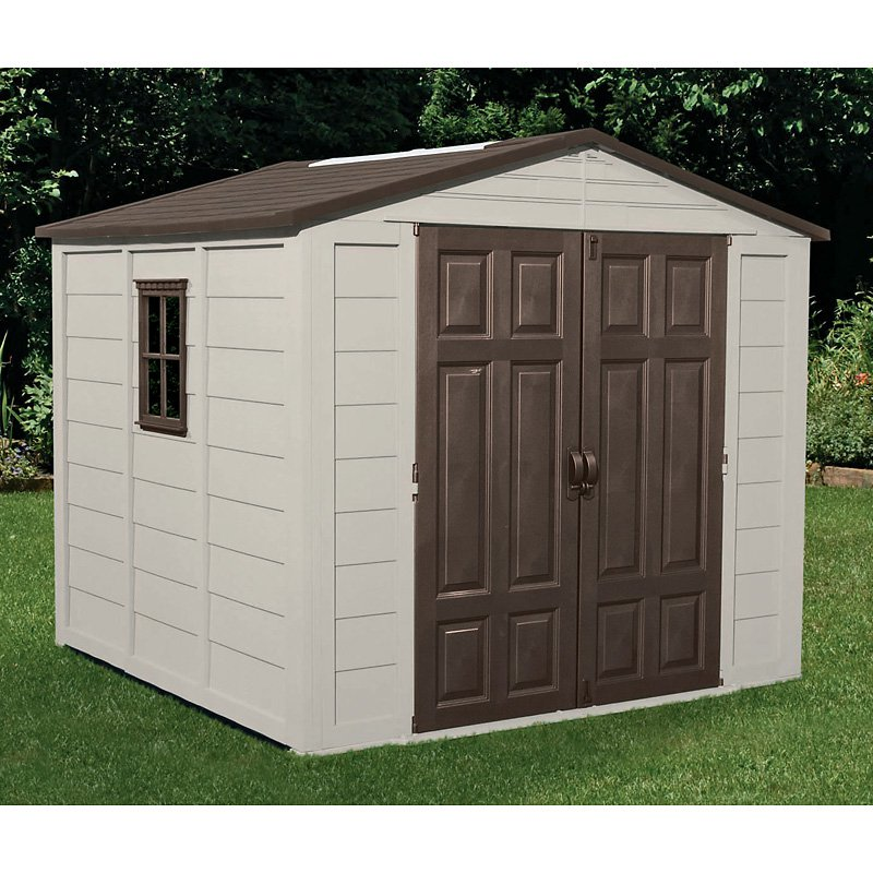 Suncast 8 x 8 ft. Storage Shed - Walmart.com