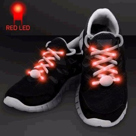 LED Shoelaces Red - Led Shoelaces