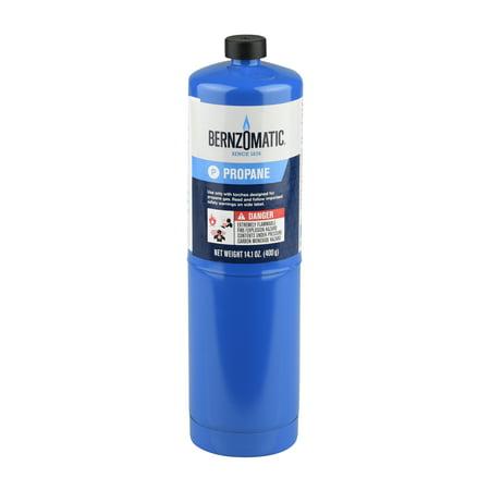 Bernzomatic 14 oz Propane Cylinder (1 Pack)