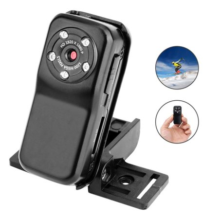 Toughsty Cool Small 1920X1080P HD Waterproof Camcorder Mini Video Camera for Outdoor Recreation Sports