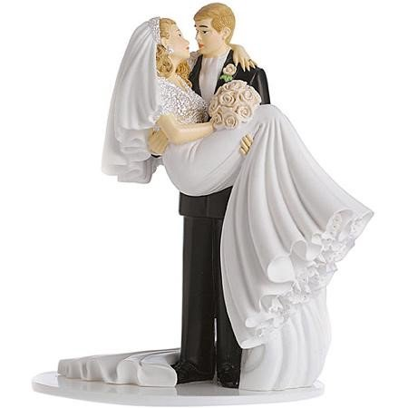 Wilton Threshold Of Happiness Wedding Cake Topper, 1 Ct