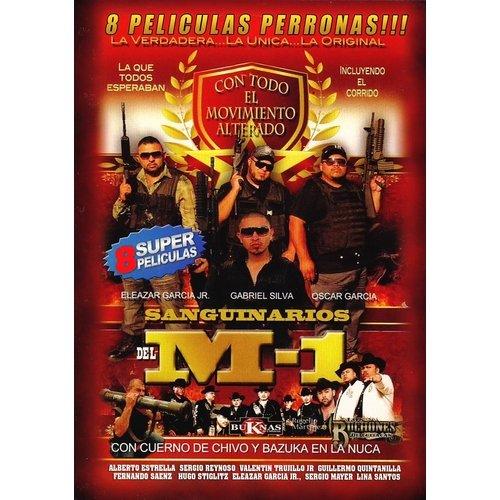 Sanguinarios Del M-1 (8 Peliculas) (Spanish)