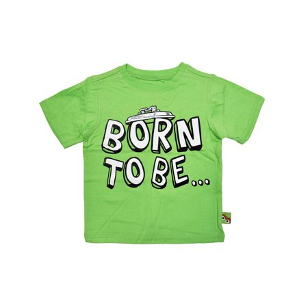 Toddler Sesame Street Oscar The Grouch T-Shirt Born To Be Grouchy