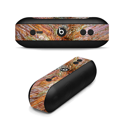 MightySkins Protective Vinyl Skin Decal for Beats EP headphones wrap cover sticker skins Barnwood