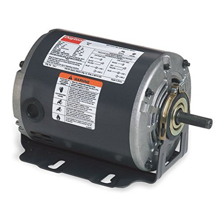 Motor 1/4 Hp 60hz Belt (Dayton 3K771 Motor, 1/4 HP, 60hz, Belt)