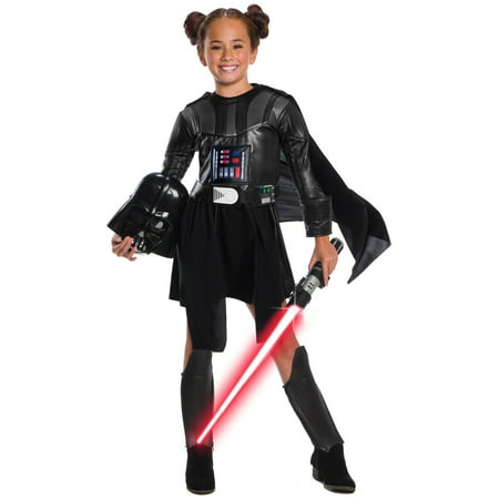 Halloween Star Wars Deluxe Darth Vader Dress