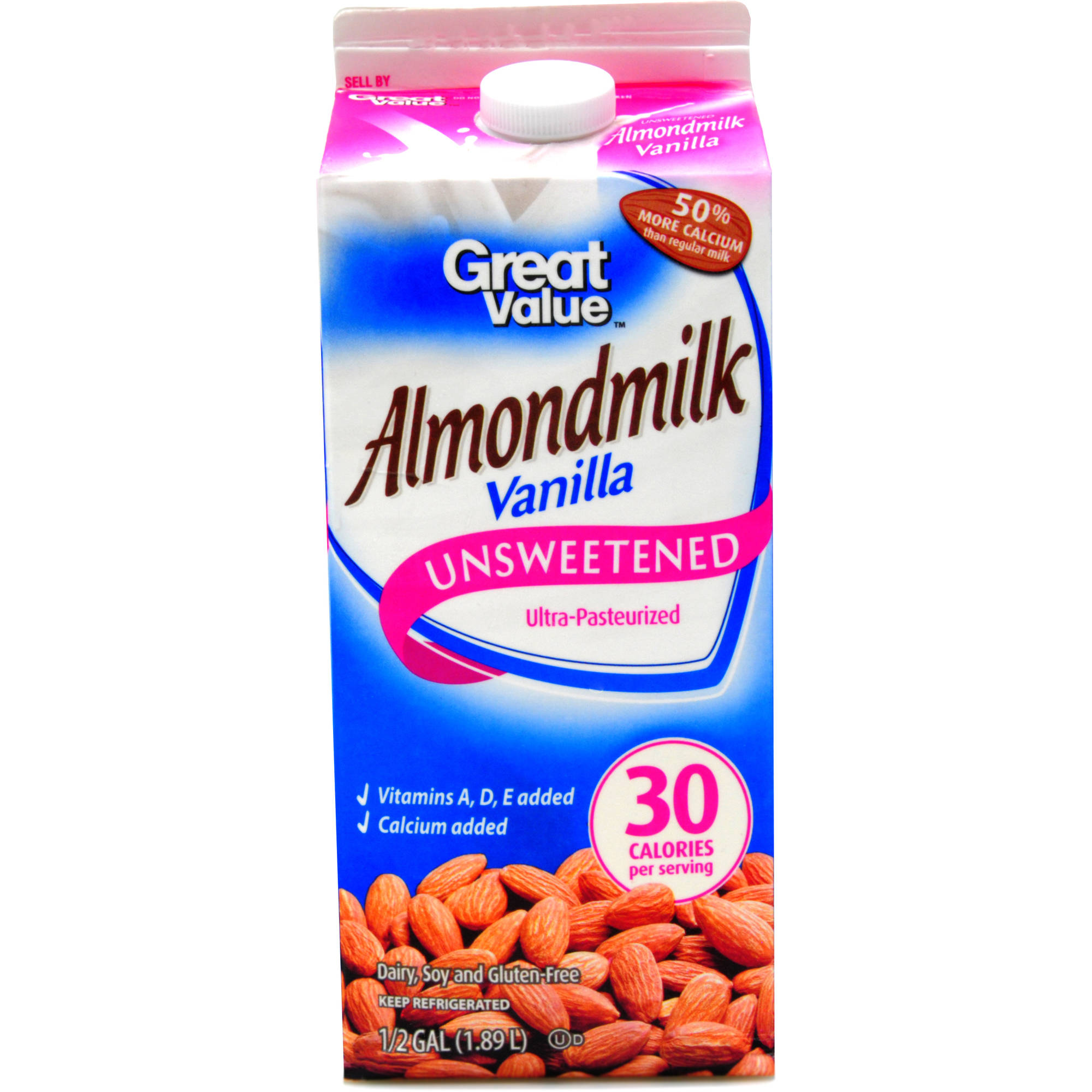 Unsweetened Vanilla Almond Milk Nutritional Info ... Almond Milk
