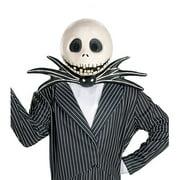 Jack Skellington Mask Adult Halloween Accessory