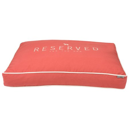 Orthopedic Memory Foam Canvas Reserved Pillow Pet Bed