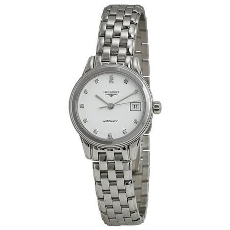 Longines Flagship Automatic Diamond Ladies Watch L4 274 4 27 6