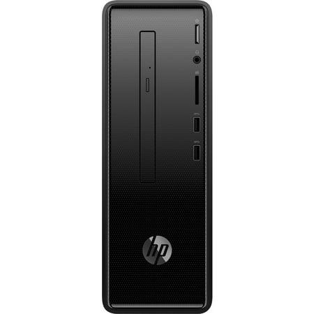 HP 290-a0036 Slim Desktop Computer AMD A9-9425 8GB 1TB DVDRW Win10 Refurb (Desktop Computer Slim)
