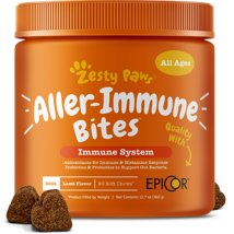 Dog Medication & Health Supplies: Zesty Paws Allergy Immune Bites