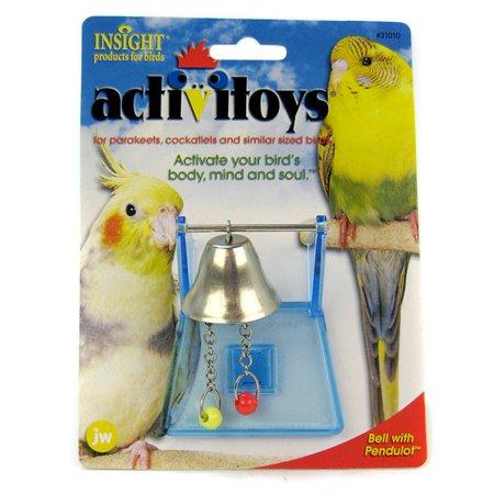 JW Insight Bell Bird Toy Bell Bird