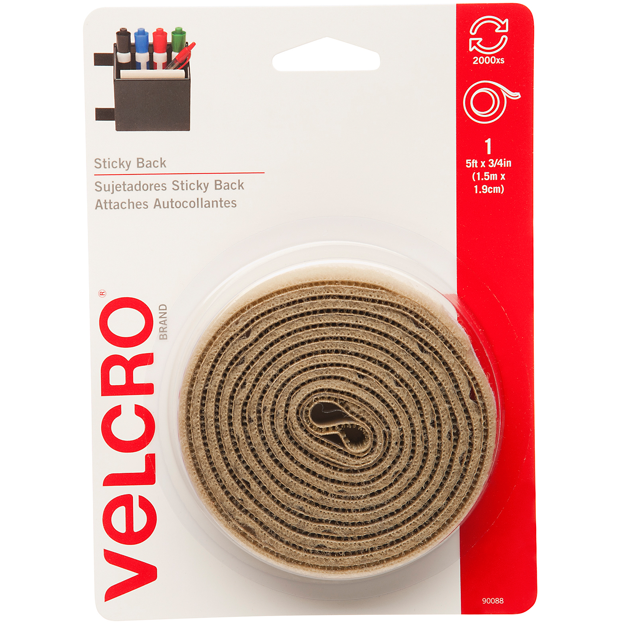 Velcro Sticky Back Tape