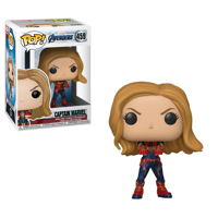 Funko POP! Marvel: Avengers Endgame - Captain Marvel