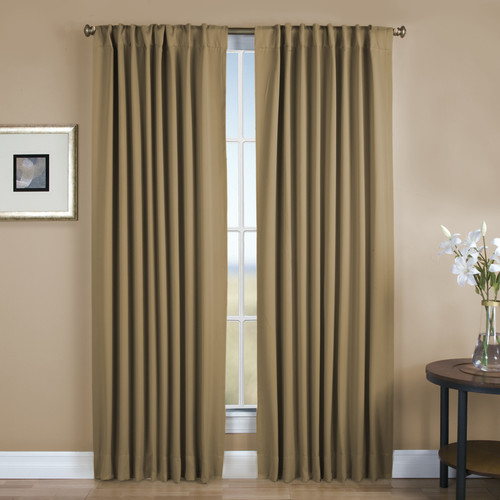Ricardo Trading Ultimate Black-Out Single Curtain Panel