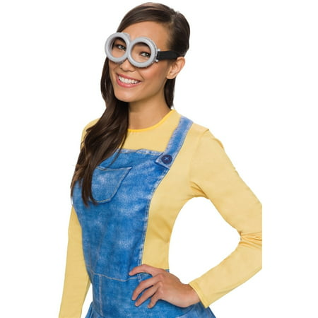 Minion Goggles](Homemade Minion Costume For Adults)