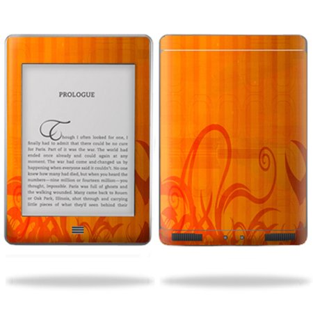 Mightyskins Protective Vinyl Skin Decal Cover for Amazon Kindle Touch  Wi-Fi, 6