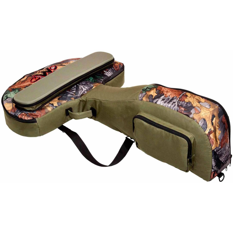 October Mountain 60883 Crossbow compact Case, Green/Camo