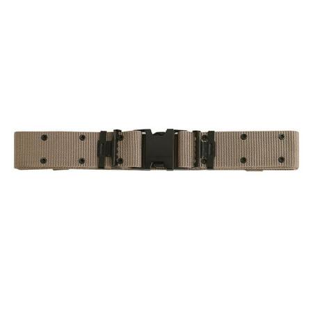 Khaki Marine Corp Style Quick Release Pistol (Usmc Marine Khaki)