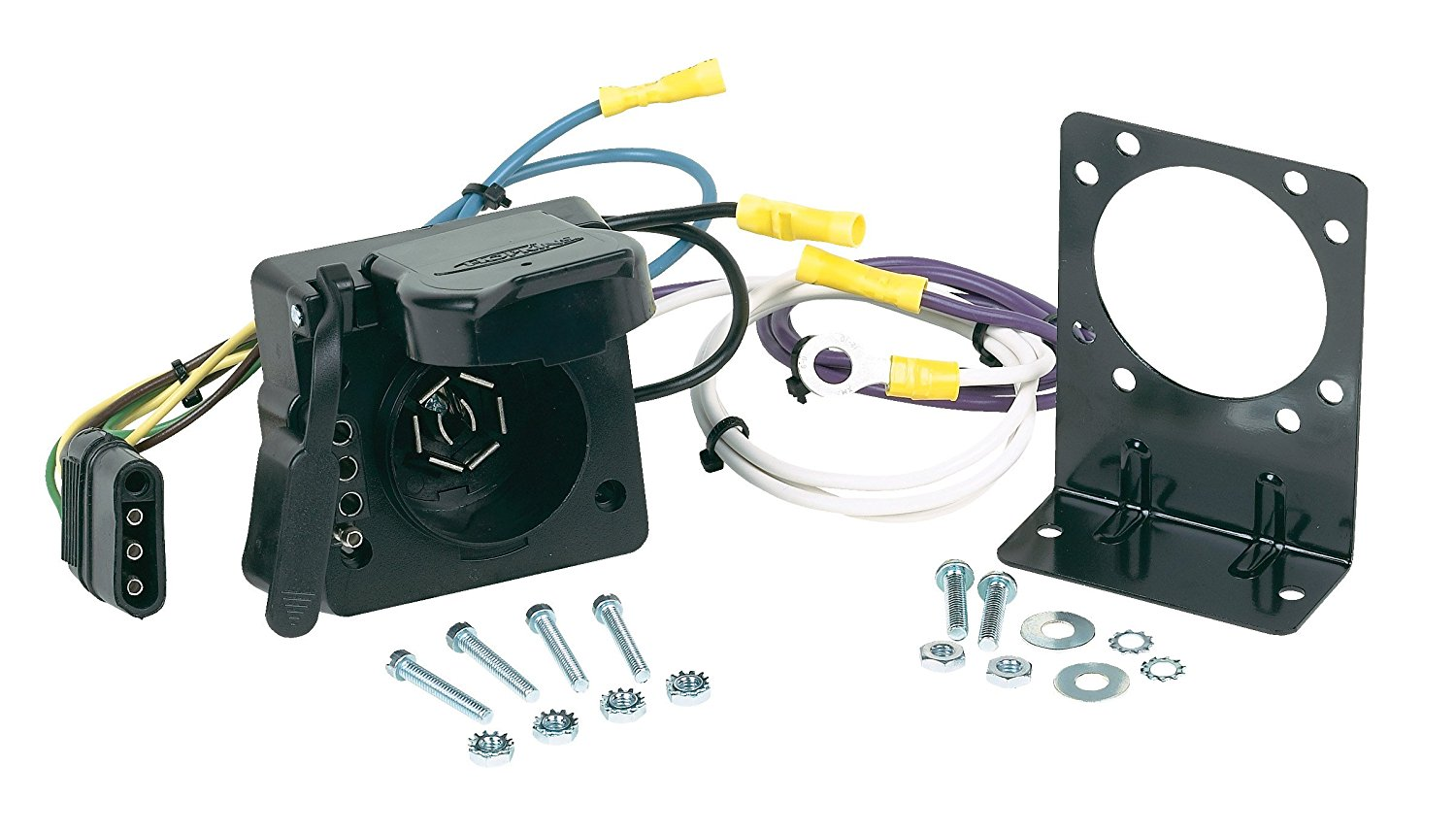Hopkins Trailer Wiring Adapter Solutions Hoppy Diagram 47185 Multi Tow Usa Brand Towing Connector