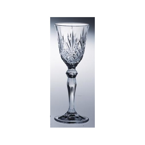Majestic Crystal RCR Crystal Liquor Cordial Glass (Set of 6) by Marlyn Schiff