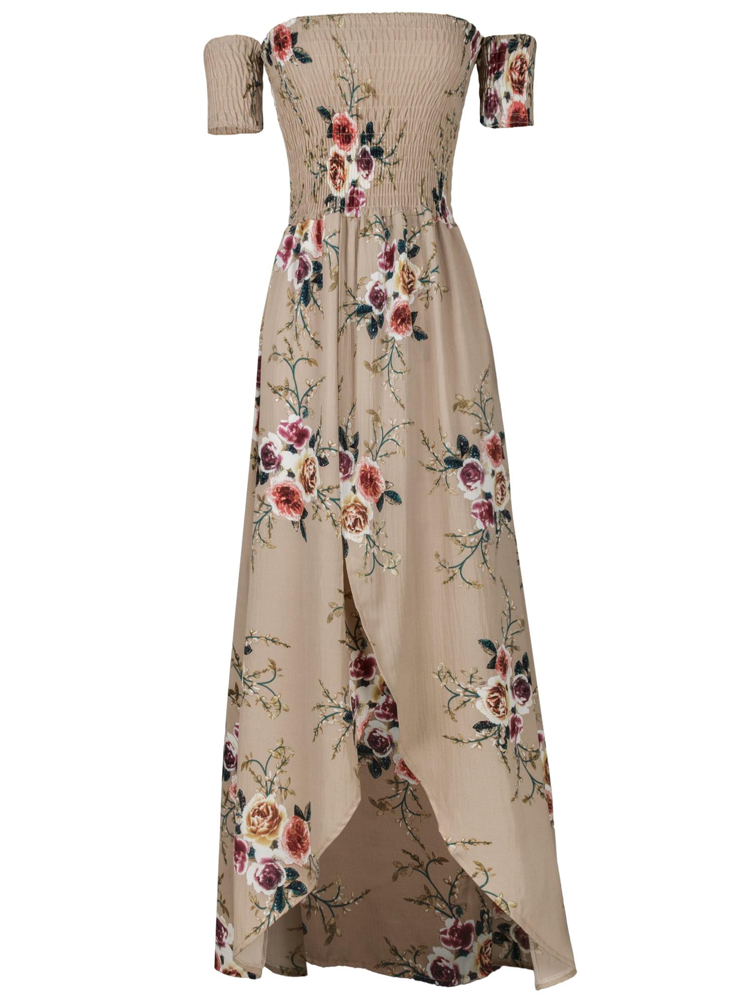 7757d82f0134 Newstar - Newstar Boho Maxi Long Dresses for Women