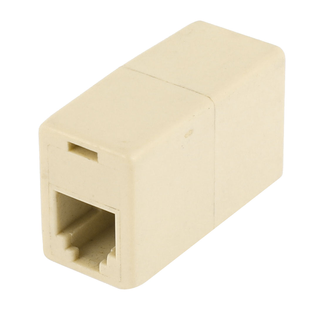 10PCS RJ45 Coupler 8P8C Straight to Crossover Male Female change Extension Cross