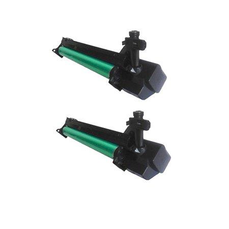 N&L Global Co. 2PK AL100DR Compatible Drum Unit For Sharp AL1000 AL1010 AL1020 ( Pack of 2 )