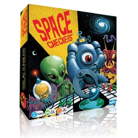 Wiggles 3D Space checkers - image 1 of 1