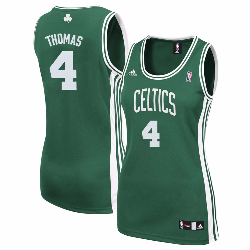 d74d533e990a ... inexpensive isaiah thomas boston celtics nba adidas womens green replica  jersey 8a408 90e8c