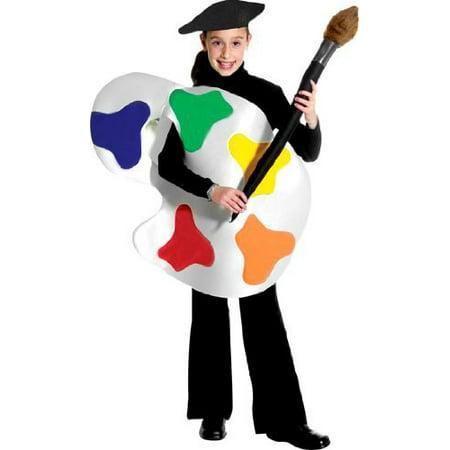 Music Artist Halloween Costumes (Kid's Artist Costume (Size: Standard)