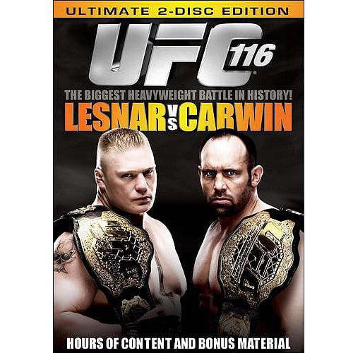 UFC 116: Lesnar Vs. Carwin (Ul...