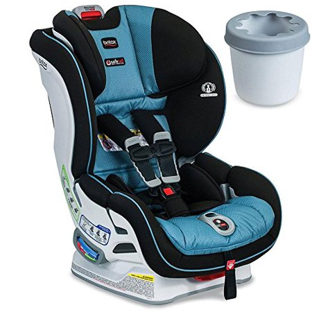 Britax Systems Boulevard ClickTight Convertible Car Seat with Cup Holder - Poole