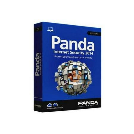Brand New Panda Security 83 16028 2015 Panda Pro Antivirus Software