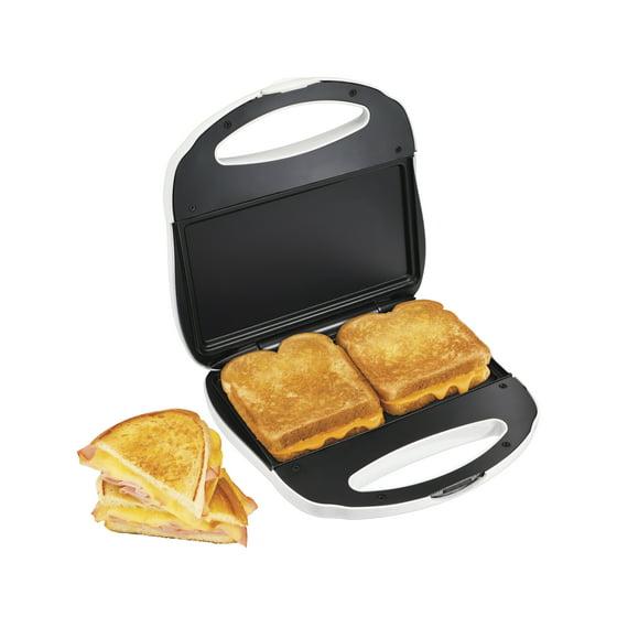 Electric Sandwich Maker ~ Proctor silex sandwich maker model p walmart