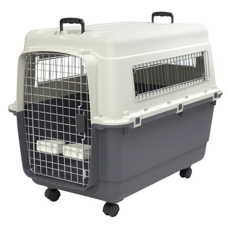 Swell Kennels Direct Premium Plastic Dog Kennel And Travel Crate Machost Co Dining Chair Design Ideas Machostcouk