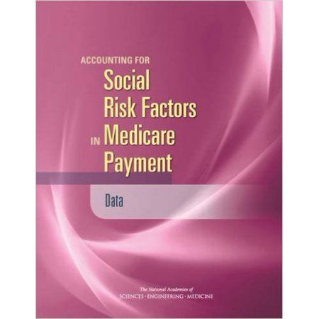 Accounting For Social Risk Factors In Medicare Payment  Data