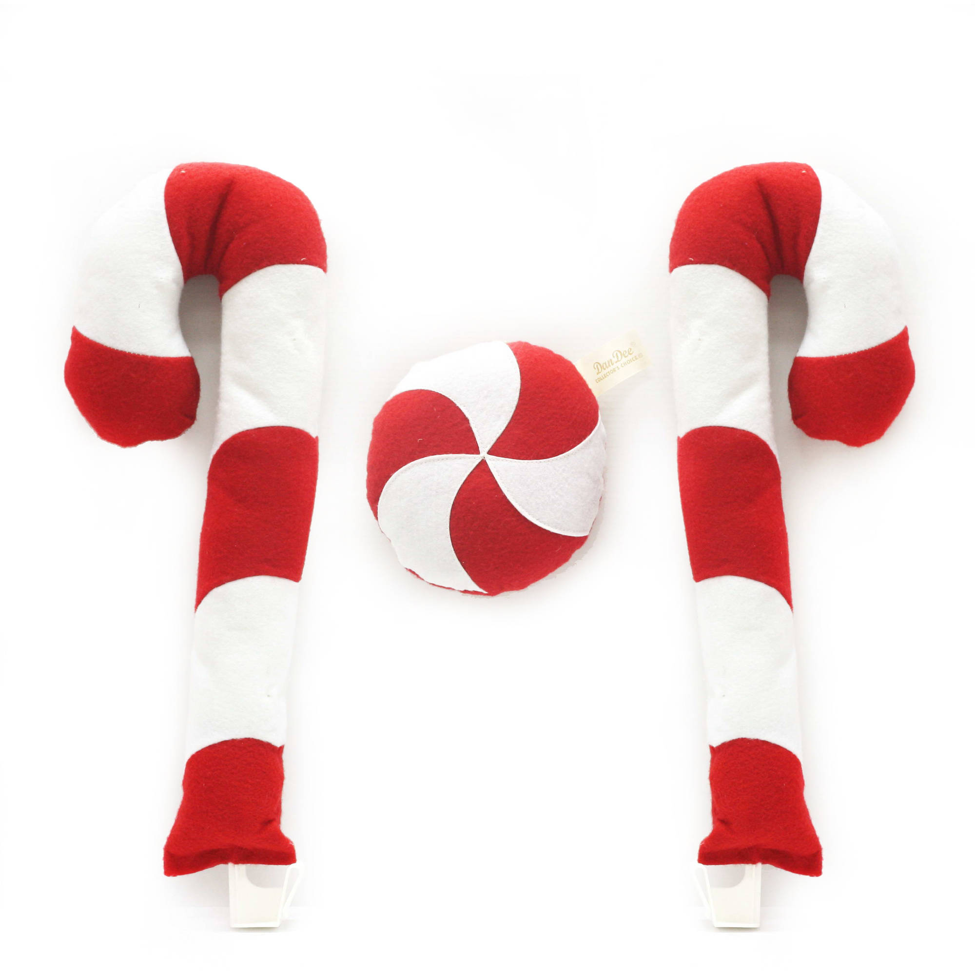 holiday time christmas decor candy cane car costume walmartcom - Christmas Decorations For Your Car