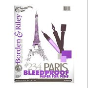 Borden & Riley BORDEN & RILEY #234 Paris Paper for Pens 9 in. x 12 in.