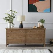 Belham Living Lane Creek 6 Drawer Double Dresser