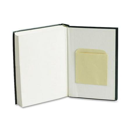 Quality Park, QUA62273, Library Pockets, 250 / Box, Cream - Library Card Pockets